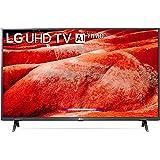 LG 126 cms (50 inches) 4K Ultra HD Smart LED TV 50UM7700PTA | with Built-in Alexa (Ceramic Black) (2019 Model)
