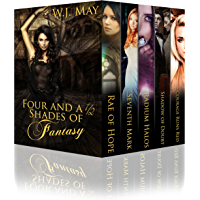 Four and a Half Shades of Fantasy Anthology: 5 Paranormal Romance & Urban Fantasy Books; including vampire, werwolves…