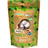 Eritritolo 100% Naturale consumo sostenibile 1Kg Edulcorante 0 Calorie   Ideale per la Pasticceria, e le diete  Dolcificante DULCILIGHT il sapore naturale dello zucchero.