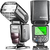 Neewer NW565EX E-TTL Flash Esclavo Speedlite para Canon 7D Mark II 5D Mark II III IV 1300D 1200D 1100D 750D 700D 650D 600D 55