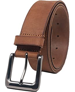 Blasea Full Grain Leather Casual Style Belts for Men: Amazon