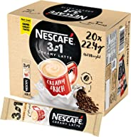 Nescafe 3in1 Creamy Latte Coffee Stick 22.5g (20 Sticks)