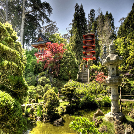 Japanese Zen Garden Live Wallpaper Best Amazoncouk Appstore For Android