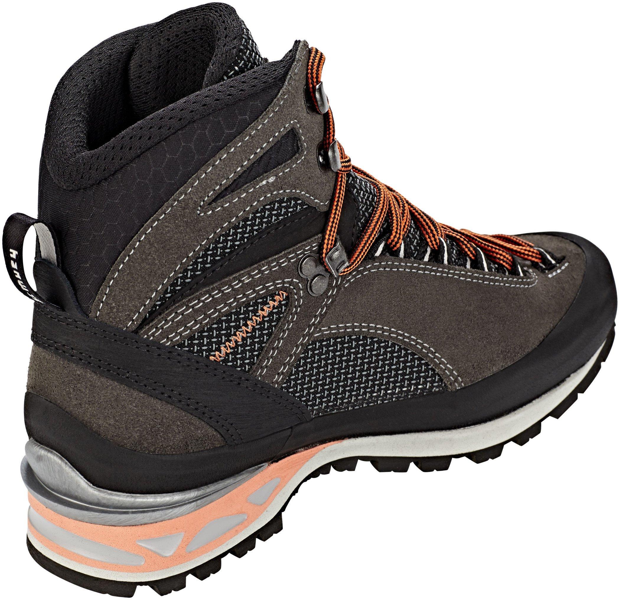 Hanwag Makra Combi GTX Shoes Women Asphalt/orink 2020