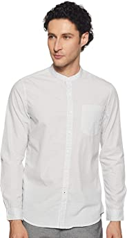 Lee X-Line Men's Printed Slim fit Casual Shirt