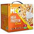 MuscleBlaze High Protein Cereal, Unflavoured / 2.2 lb / 1 kg