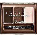 Bourjois Brow Palette Kit para cejas Tono 2 Brunette - 37 gr.