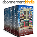 Senoia Cozy Mystery Boxed Set: Books 1 - 12 (English Edition)