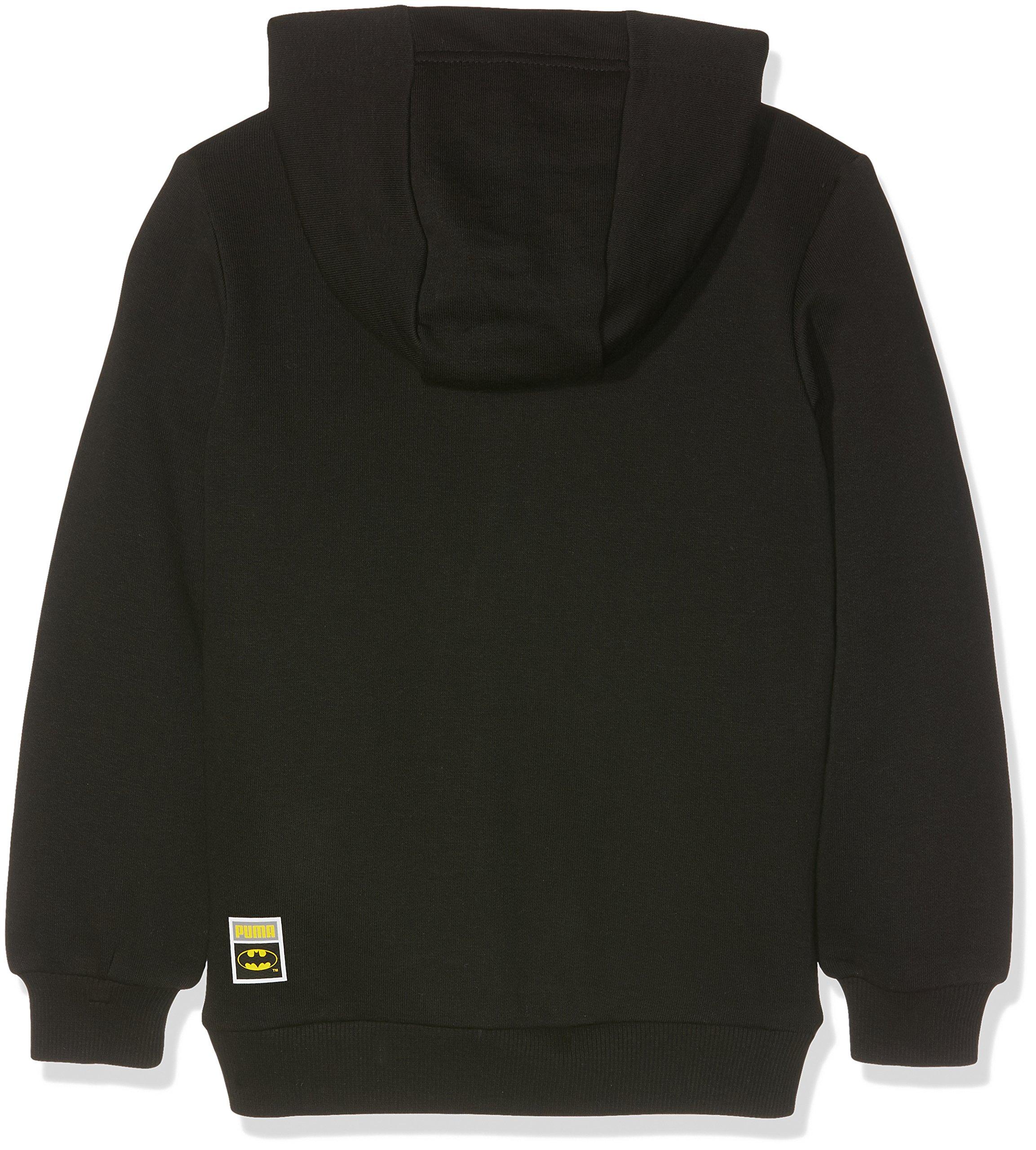 PUMA Kinder Style Batman Hooded Sweat Jacket Jacke Batman