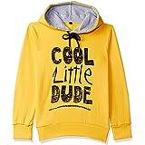 ESNINO Boy's Cotton Round Neck Sweatshirt