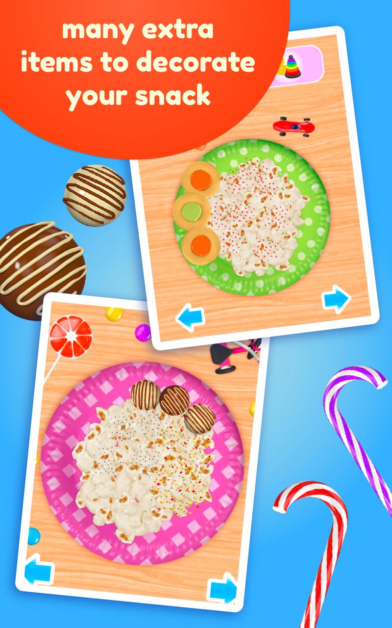 Popcorn jeu de cuisine appstore pour android - Jeu de cuisine android ...