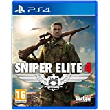 Sniper Elite 4: Italia Ps4- Playstation 4