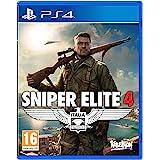 Sniper Elite 4: Italia Ps4- Playstation 4