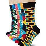 Happy Socks 7-Day Gift Box, Calcetines para Mujer