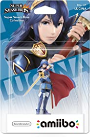 Figurine amiibo - n°31 - Lucina [Collection Super Smash Bros.]