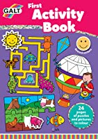 Galt - First Activity Book 5 Yaş+ Aktivite Kitabı (L3077A)