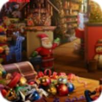 Santa Hidden Gifts for christmas