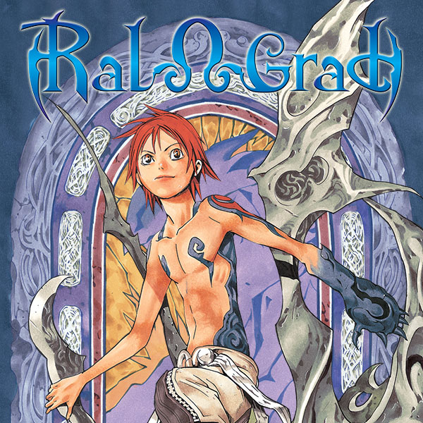 Ral Ω Grad (Issues) (4 Book Series) Ω-serie