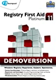 Registry First Aid 11 Platinum - Kostenlose Demoversion!...