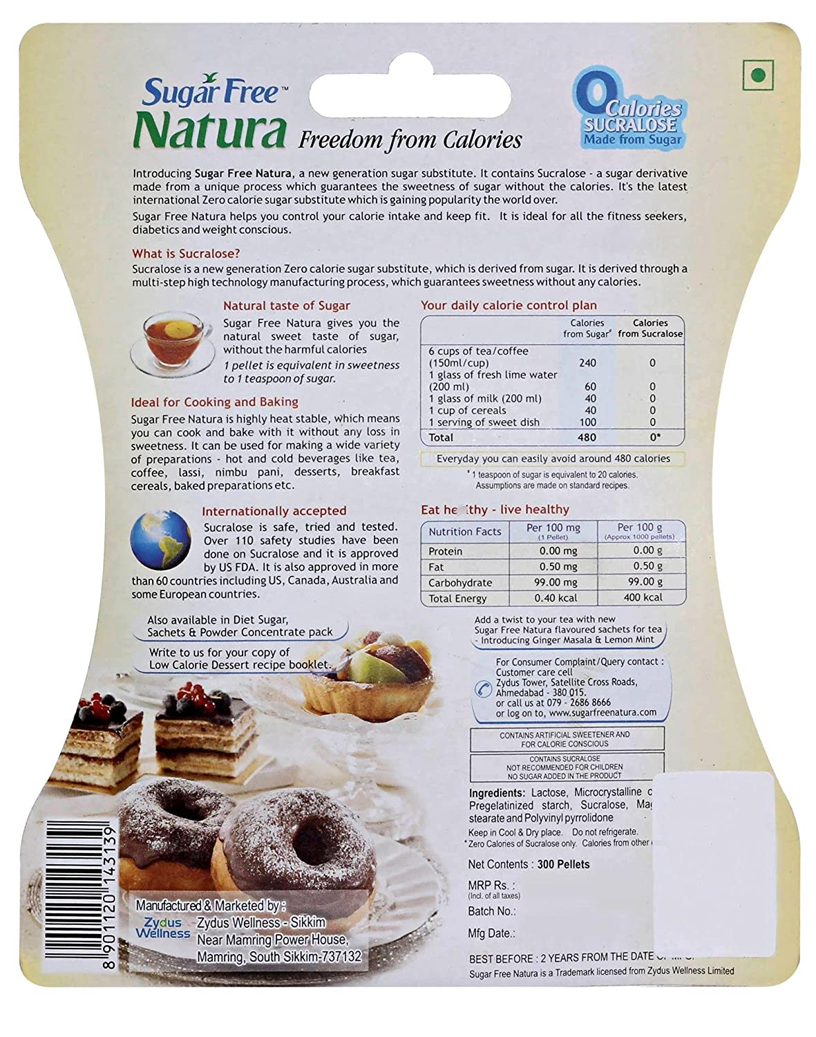 Buy sugar free natura 85 mg 300 pellets online at low prices in buy sugar free natura 85 mg 300 pellets online at low prices in india amazon negle Image collections