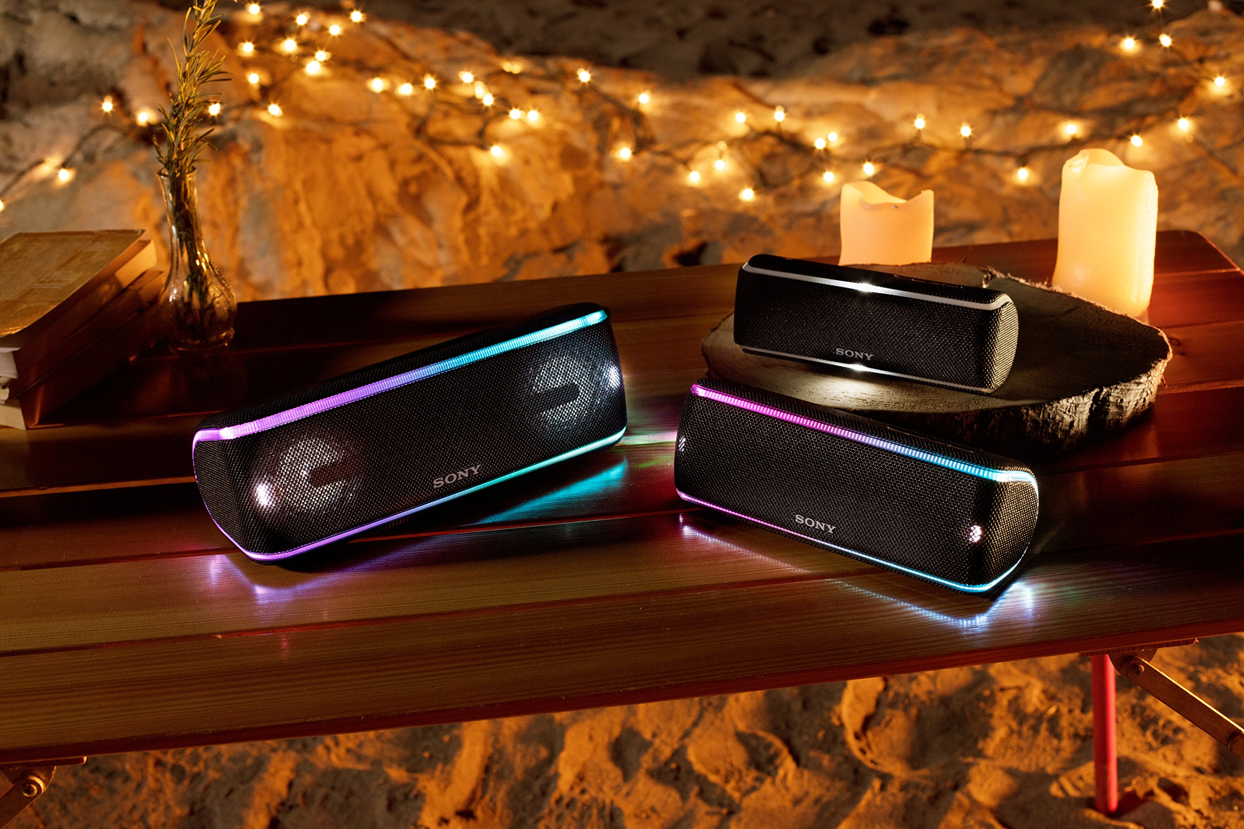Sony Portable Wireless Waterproof Speaker 13