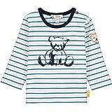 Steiff Mit Streifen Und Teddybärprint Camiseta de Manga Larga para Bebés