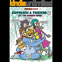 Suppandi & Friends Vol 1: Let the Madness Begin!