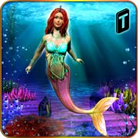 Cute Mermaid Simulator 3D