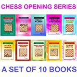 Chess Opening Series - French Defene, Sicilian Dragon, London System, Caro-Kann, King Indian, Nimzo-indian, Ruy-Lopez, Najdor
