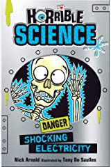 Horrible Science: Shocking Electricity Kindle Edition