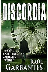 Discordia: Un thriller de misterio del detective Hensley (El experimentado detective Hensley nº 4) Versión Kindle