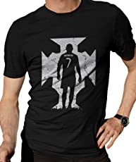 Zupaco Men's Round Neck Cotton T-Shirt Portugal National Team and Ronaldo CR7 World Cup 2018 Theme - ZUPWCD02_L
