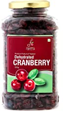 Flyberry Gourmet Dehydrated Sliced Cranberry, 250/500g