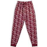 HARRY POTTER Pantalones de Pijama para Mujer Hombre, Hogwarts Pijamas Invierno Mujer 100% Algodón Ropa de Dormir, Pantalón La