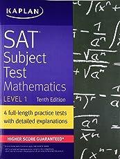 SAT Subject Test Mathematics Level 1 (Kaplan Test Prep)