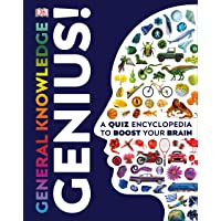 General Knowledge Genius!: A Quiz Encyclopedia to Boost Your Brain