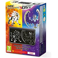 New Nintendo 3DS XL Solgaleo e Lunala - Limited Edition