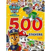 Paw Patrol-La Pat'Patrouille - 500 stickers