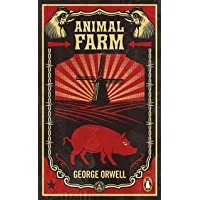 Animal Farm: A Fairy Story: The dystopian classic reimagined with cover art by Shepard Fairey (Penguin Essentials)