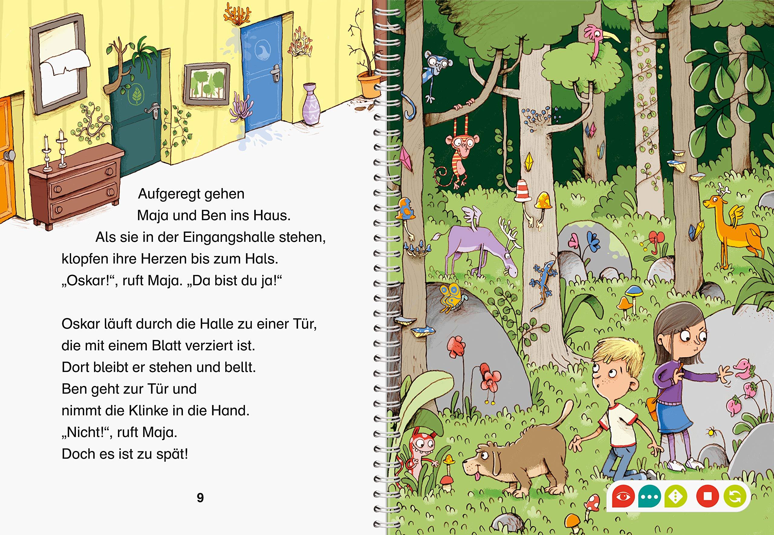 tiptoi-Zauberwald-tiptoi-Lese-Lausch-Abenteuer