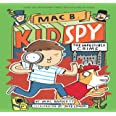 MAC B., KID SPY #2: THE IMPOSSIBLE CRIME