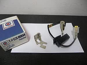 JEU CONTACTS pour ALFA SUD CITROEN CX 2400 PRESTIGE ALFETTA