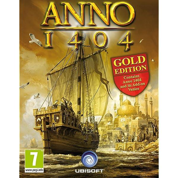 Anno 1404 – Gold Edition 91iQhqAbg 2BL