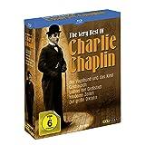 The Very Best of Charlie Chaplin [Blu-ray]