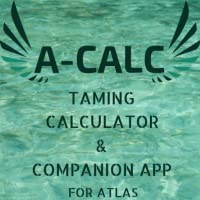 A-Calc Taming & Companion Tools for Atlas Pirate MMO