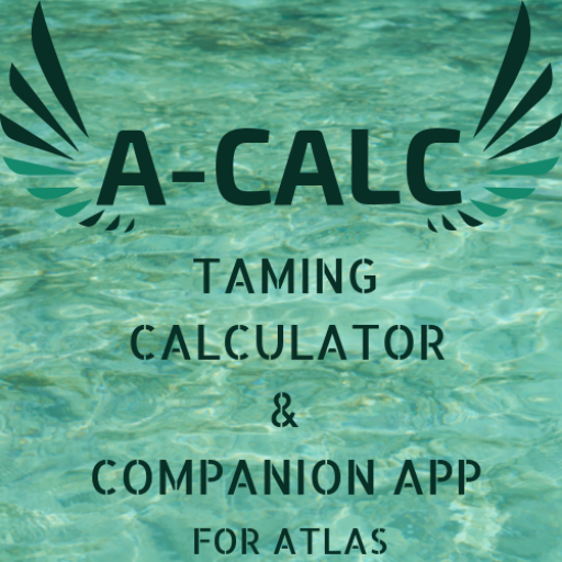 A-Calc Taming & Companion Tools Pro for Atlas Pirate MMO