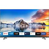 DYON Smart 55 XT 138,7 cm (55 Zoll) Fernseher (4K Ultra-HD Smart TV, HD Triple Tuner (DVB-C/-S2/-T2), Prime Video…