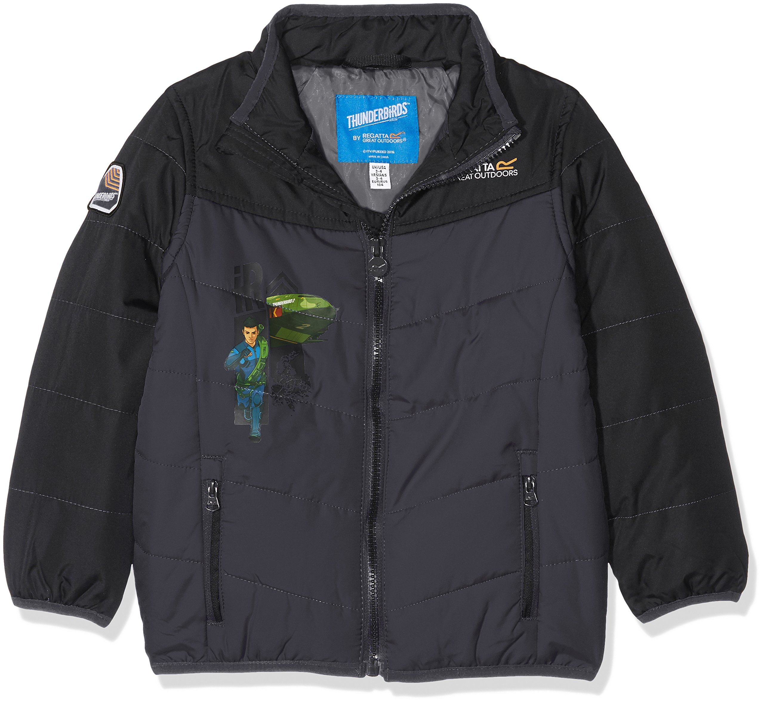 Regatta Kids Recharge Waterproof Insulated Jackets 1