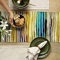 Rayna Decor Soft Suede Velvet Heat Resistant Dining Table Runner/Table Runner for Dining Table Wedding Party, Modern…