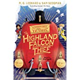 The Highland Falcon Thief (Adventures on Trains Book 1)